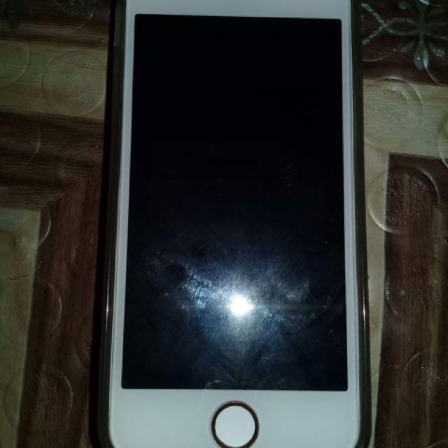 iPhone 5 Silver 16gb Factory Unlock