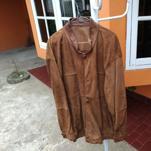 Jaket Kulit Pria Import (No Merk)