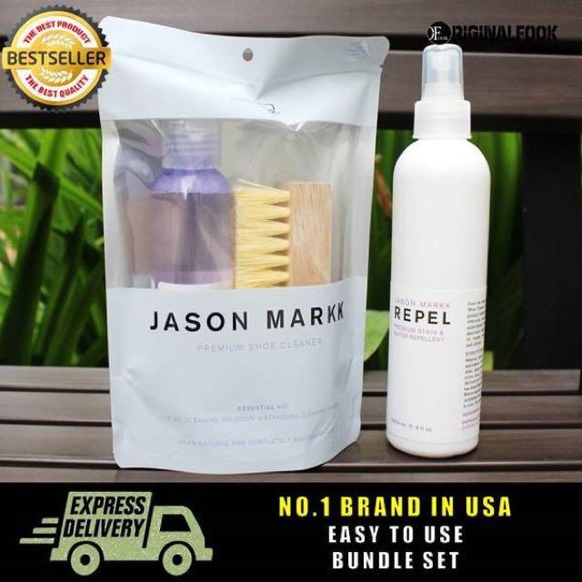 eb93b8b9c Jason Markk Cleaning Kit + Shoe Repel Spray