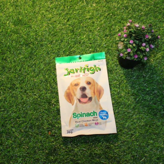 Jerhigh spinach