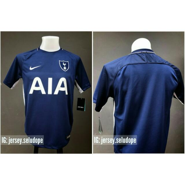 uk availability d200f 0beea JERSEY TOTTENHAM HOTSPUR FC AWAY KIT 2017/2018