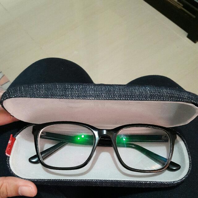 Kacamata Rayban Minus 1.75