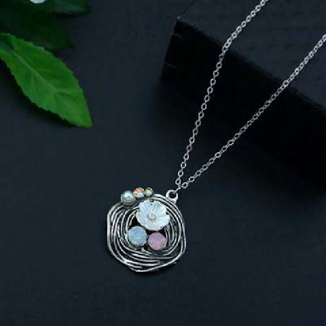 Kalung Flower Long