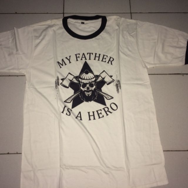 Kaos My Father Is A Hero