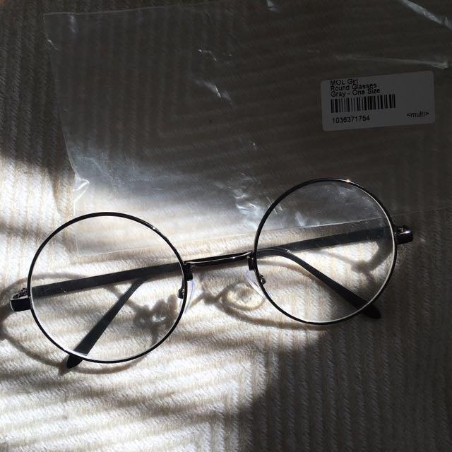 Korean Circle Glasses Frames