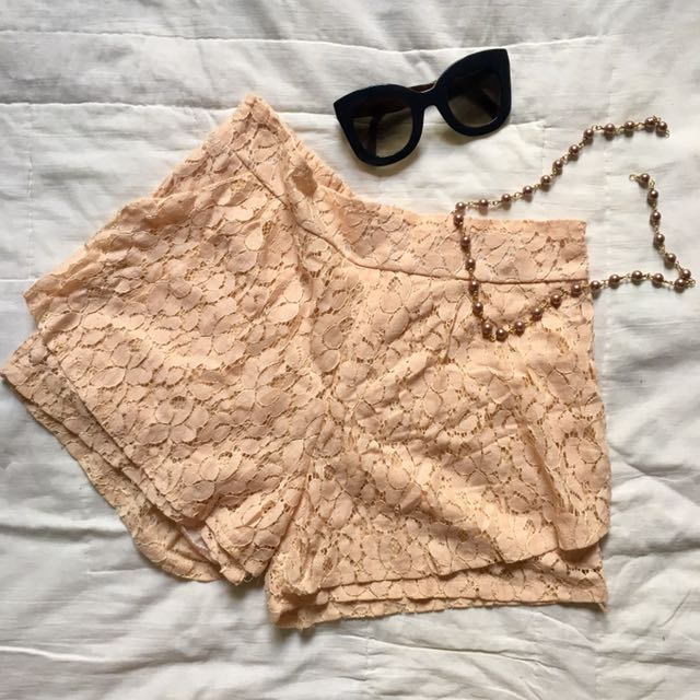 Lace Shorts from Bangkok
