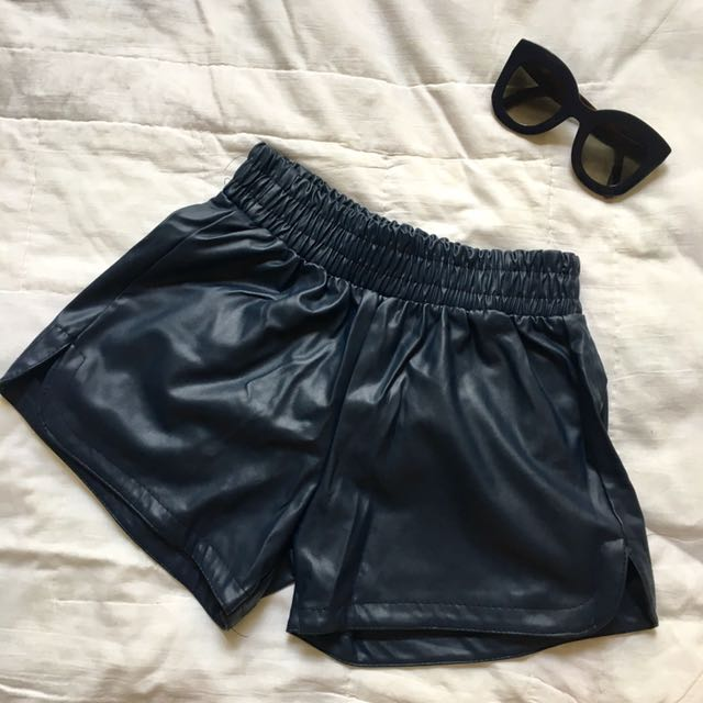Leather Shorts from Bangkok