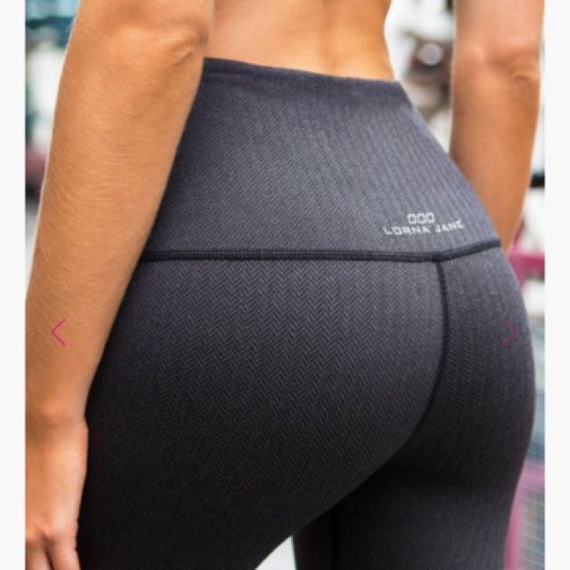 Lorna Jane Thermal Amity Support Tights
