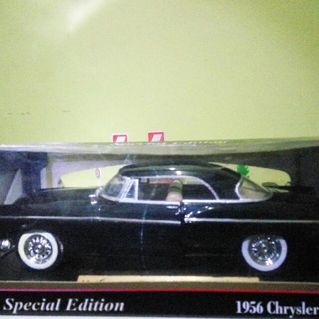 Maisto Chrysler (Rare)