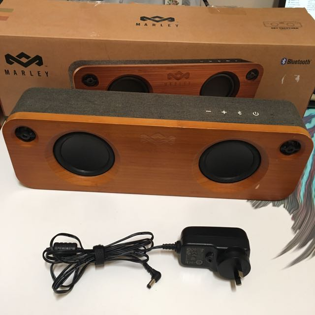 Marley Get Together Bluetooth Speaker