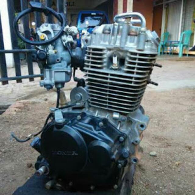 Mesin Honda Tiger Motor Di Carousell