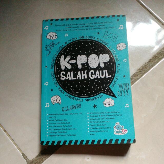 [GRATIS] K-POP SALAH GAUL