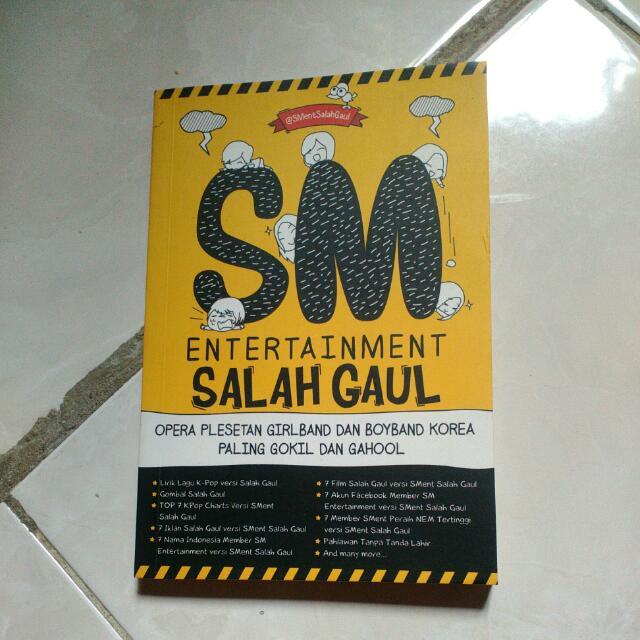 [GRATIS]  SME SALAH GAUL