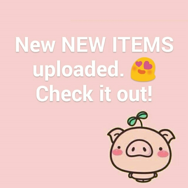 New Items!!