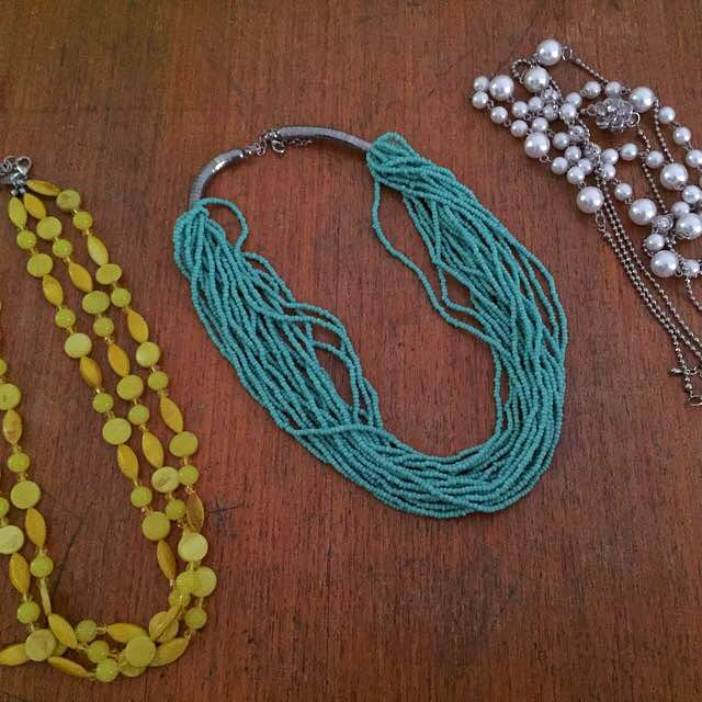 New Necklaces (3sets)