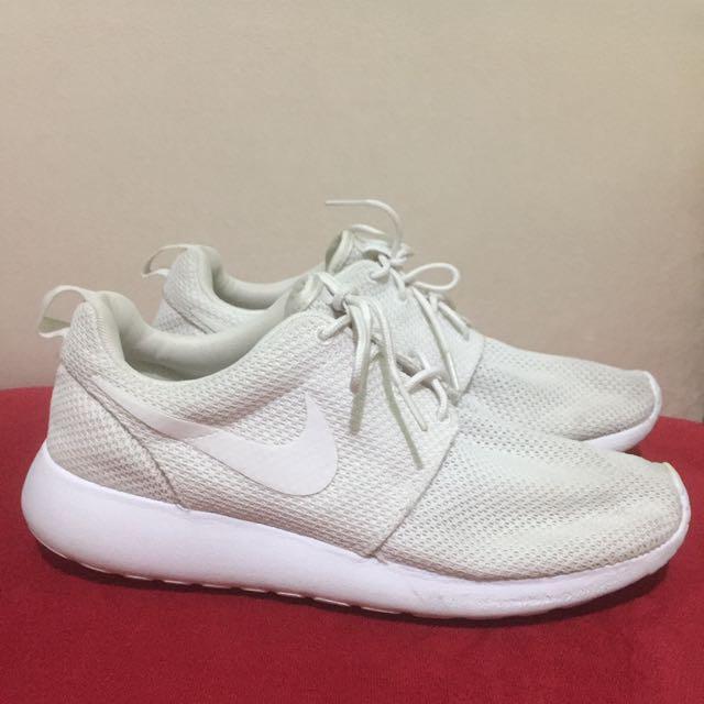 Nike Roshe Run White 41