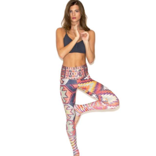 Niyama Sol  Endless Leggings Yoga Tights