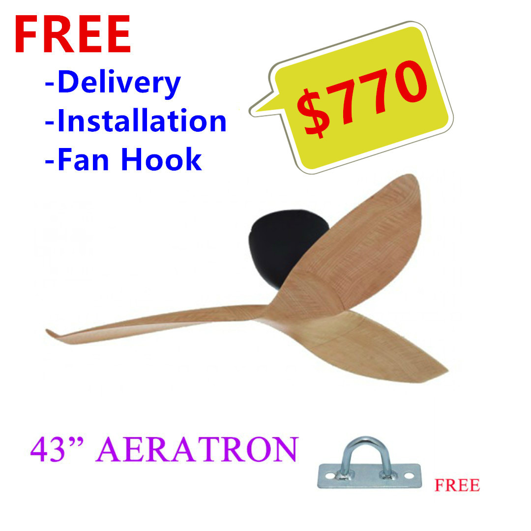 Nsb Aeratron 43 Quot Ceiling Fan Free Delivery Free