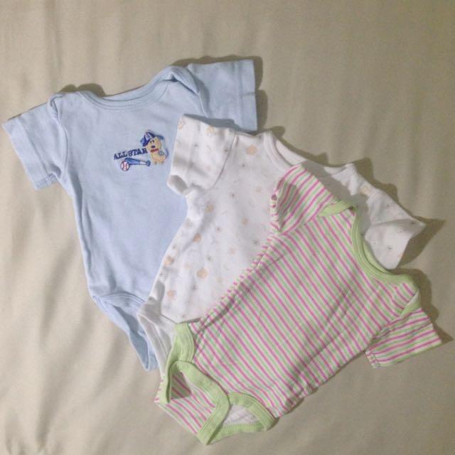 Onesies Set For Newborn Baby