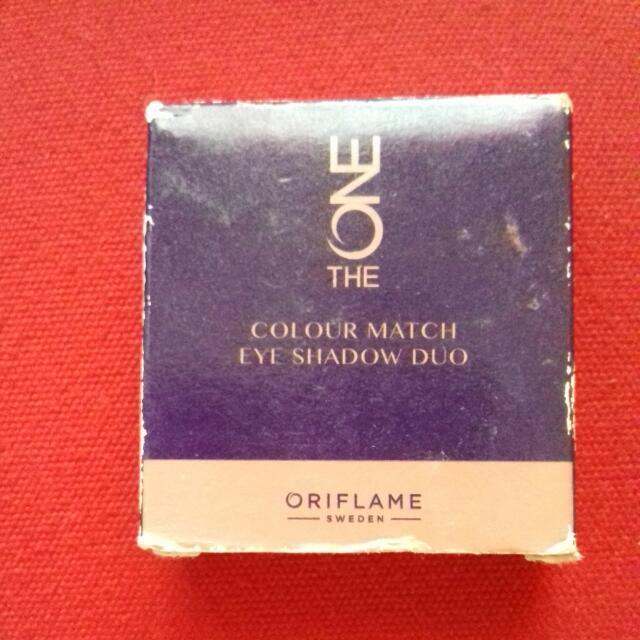 Oriflame Eyeshadow Pink Mauve