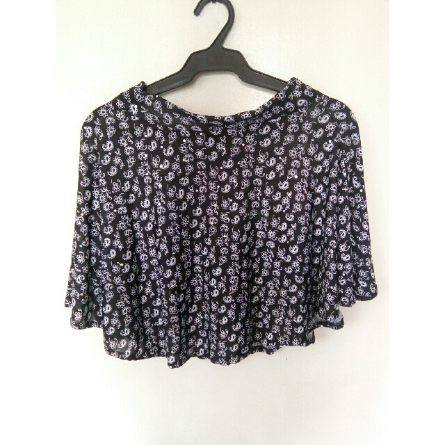 ❤ Patterned Skirt