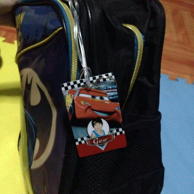 Personalized Bagtag