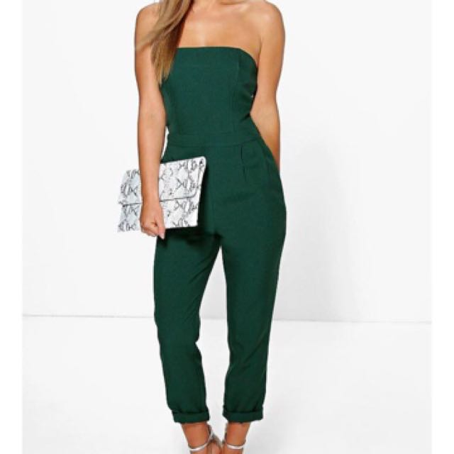 Petite Tailored Jumpsuit