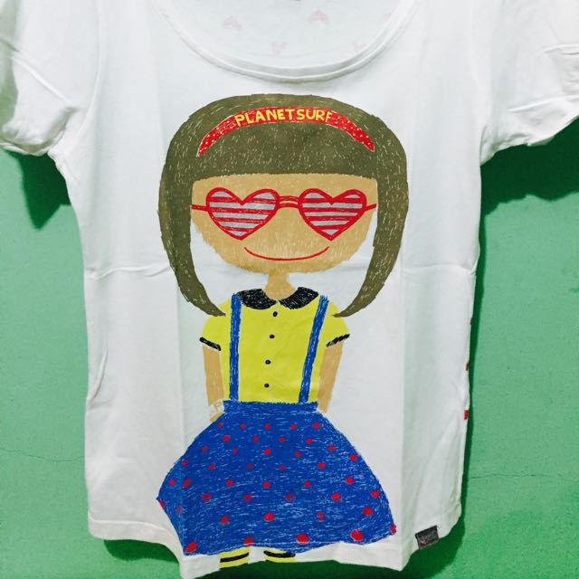Planet Surf Shirt