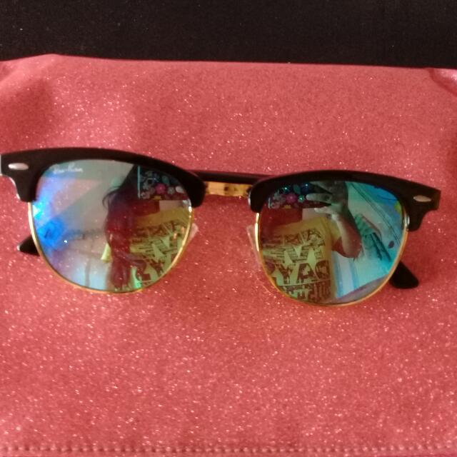 Polaroid Blue Sunglasses