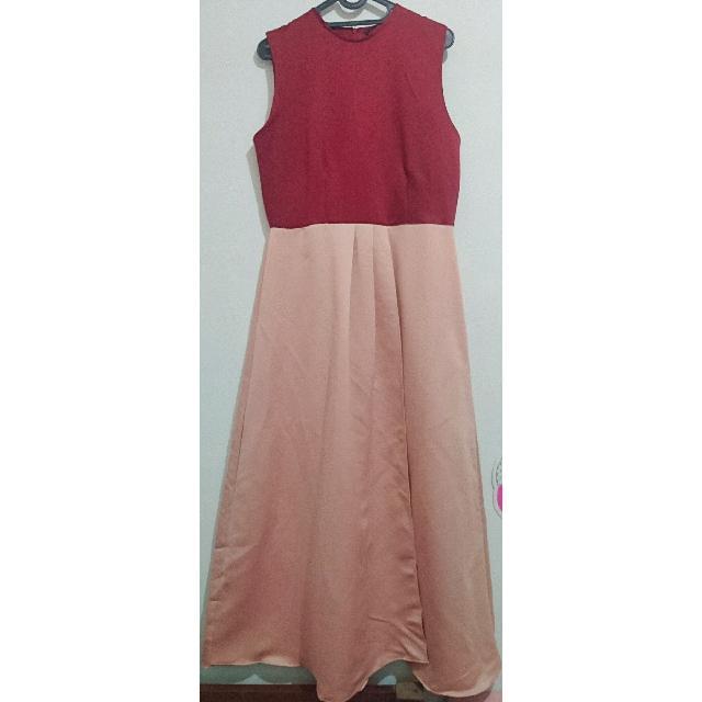 [PRELOVED] Maxi Dress