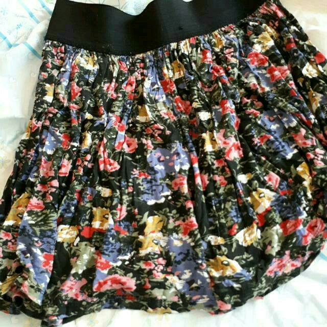 PRICE REDUCED!! Cotton On Floral Skirt