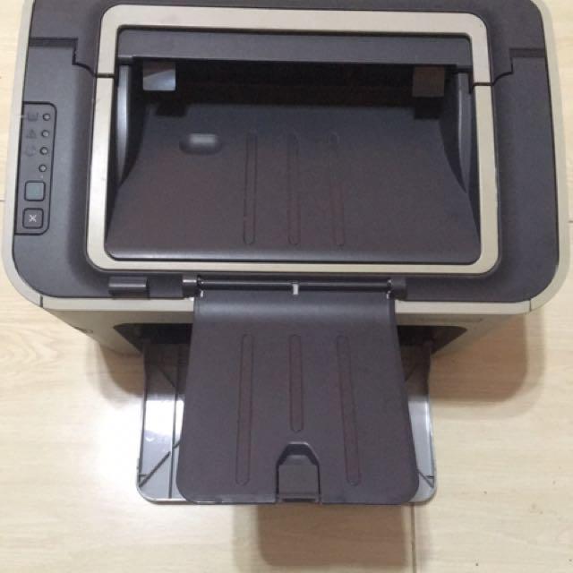 Printer Laserjet P1505n