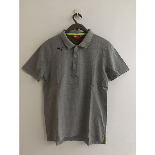 Puma Polo Shirt - Large