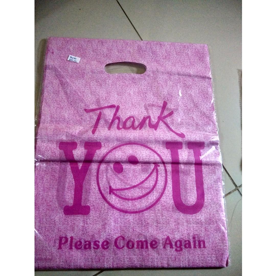 QUALITY PRINTED PLASTIC BAG