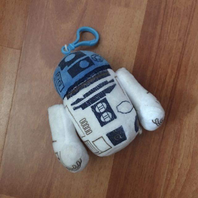 R2-D2 Toy Keychain