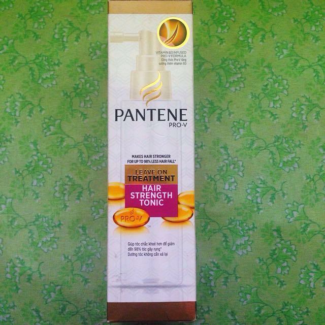 REPRICED!!!!! PANTENE LEAVE ON