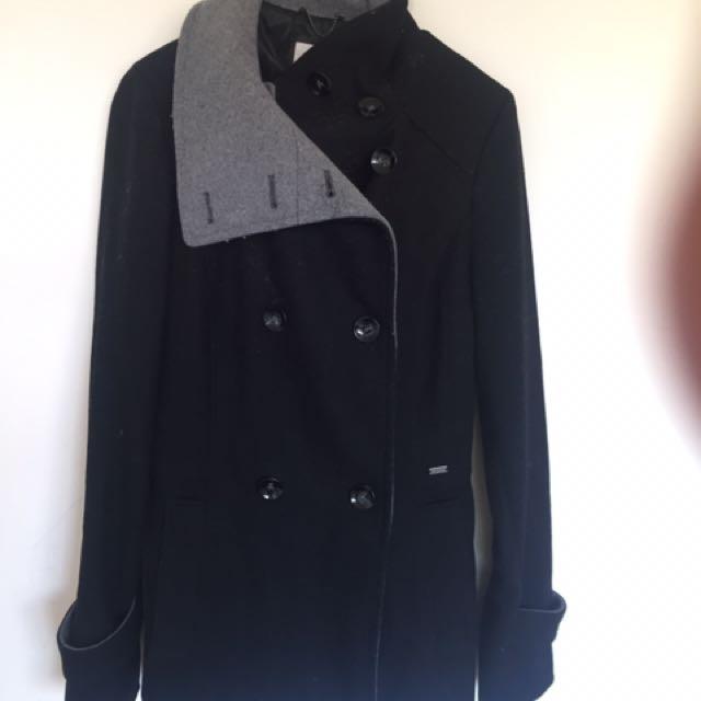 S Oliver Black Jacket