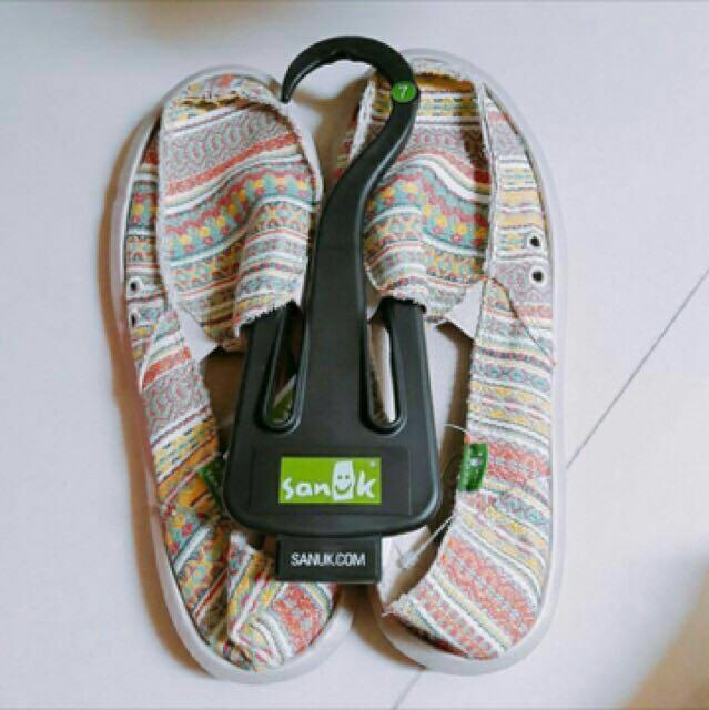 Sanuk 微笑懶人鞋