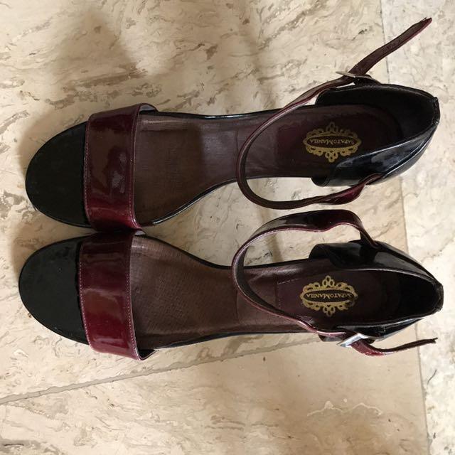 Sapato De Manila Heels