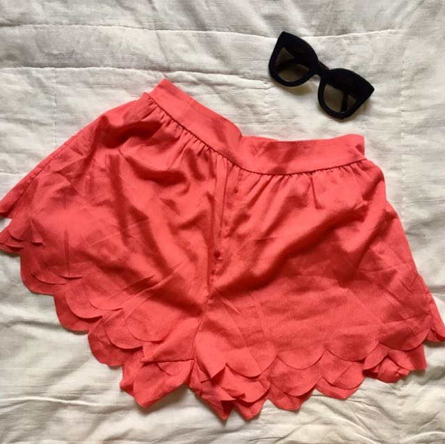 Scallop Shorts from Bangkok