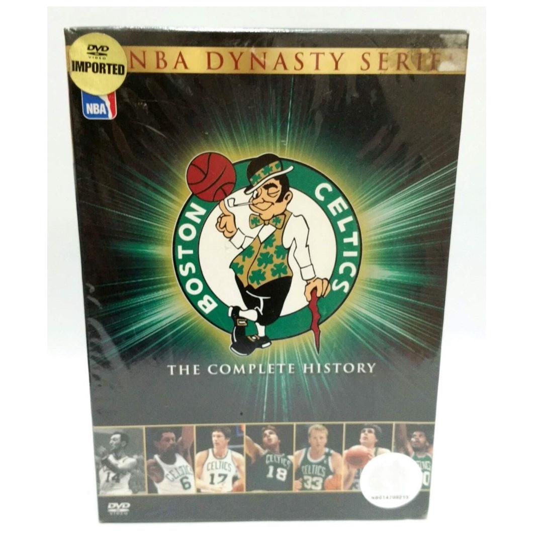 REPRICED! Sealed Boston Celtics DVD boxed set