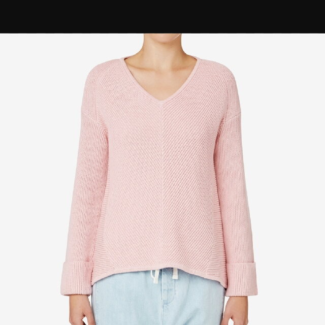 Seed V Pearl Sweater