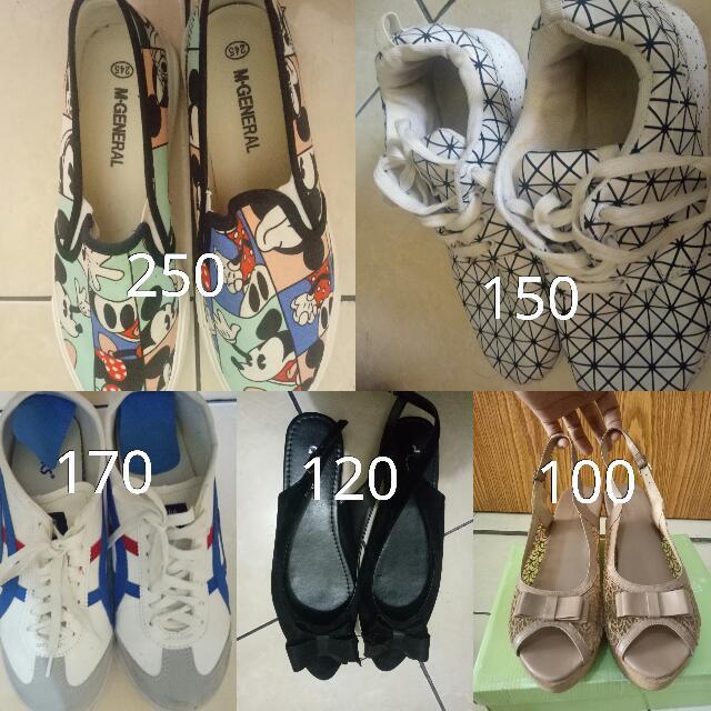 Sepatu Uk 39-40