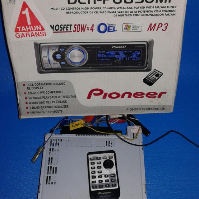Tape Mobil Pioneer DEH-P6850 MP