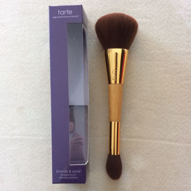 TARTE Bronze And Glow Contour Brush