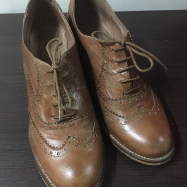 TopShop Oxford Shoes
