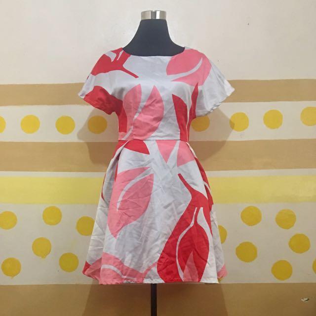 Very Elegant Floral Dress