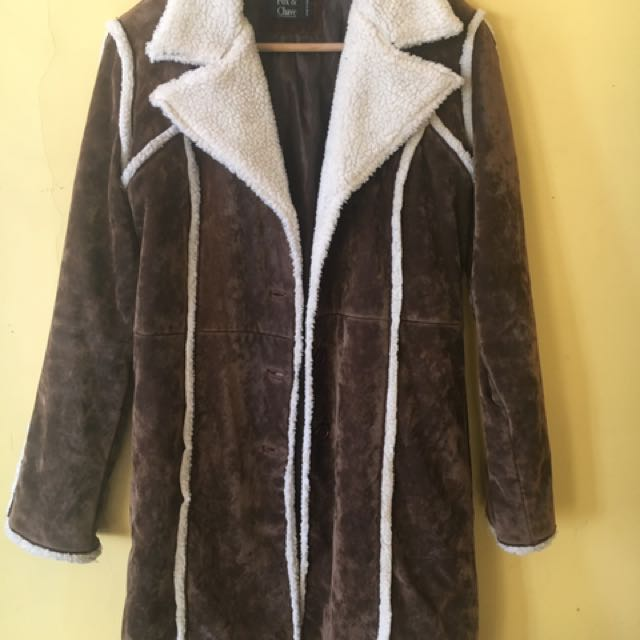 Vintage Coat Made In Italy