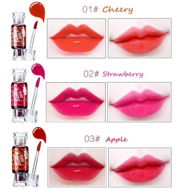 ... Strawberry 06 Murah Daftar Source Kiss Beauty Water Candy Tint Cherry 05 Daftar Update Harga Terbaru