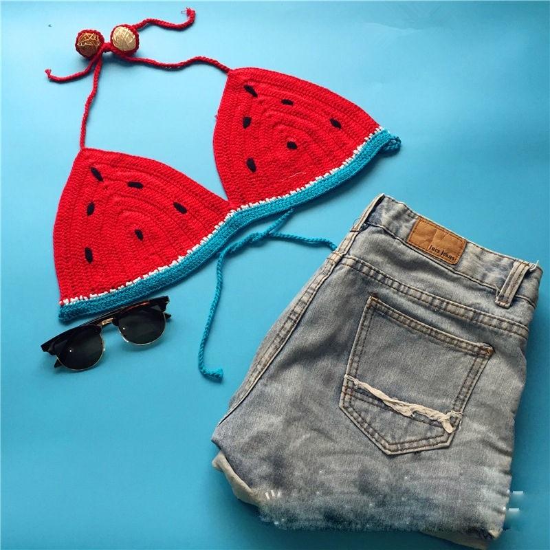 watermelon bikini